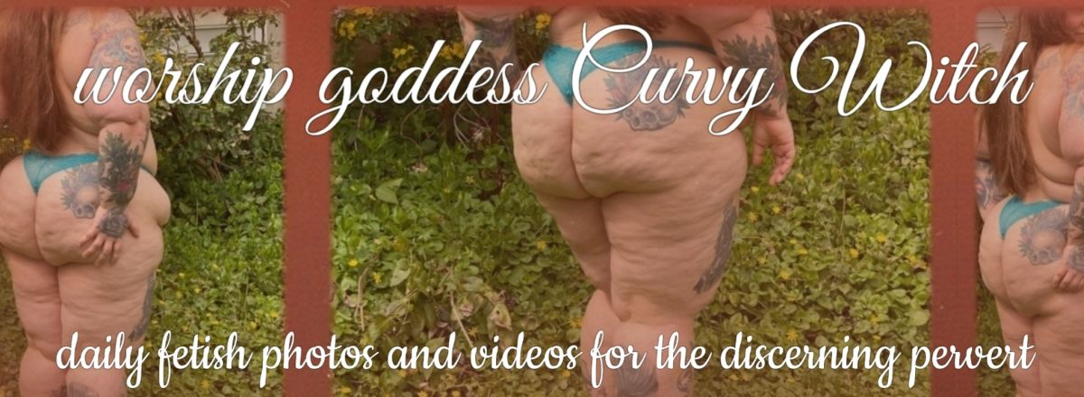 Leaked videos of Curvy Witch
